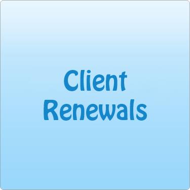 Client Renewals