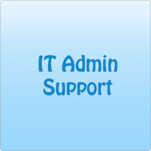IT Admin Support