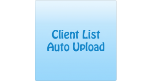 Upload Client List