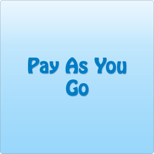 Pay As you Go Yearly $12
