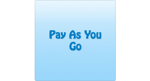 Pay As you Go Monthly $1