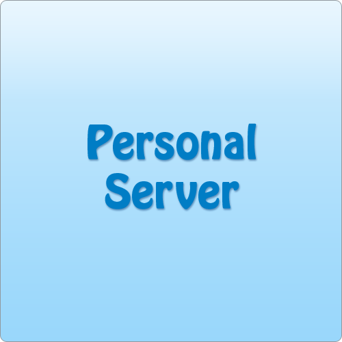 Personal Server 1 TB and Up